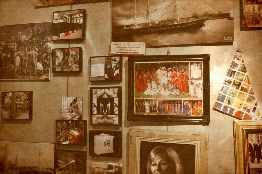 Intergénérationnelle, la boutique offre une nouvelle vie à la photographie argentique