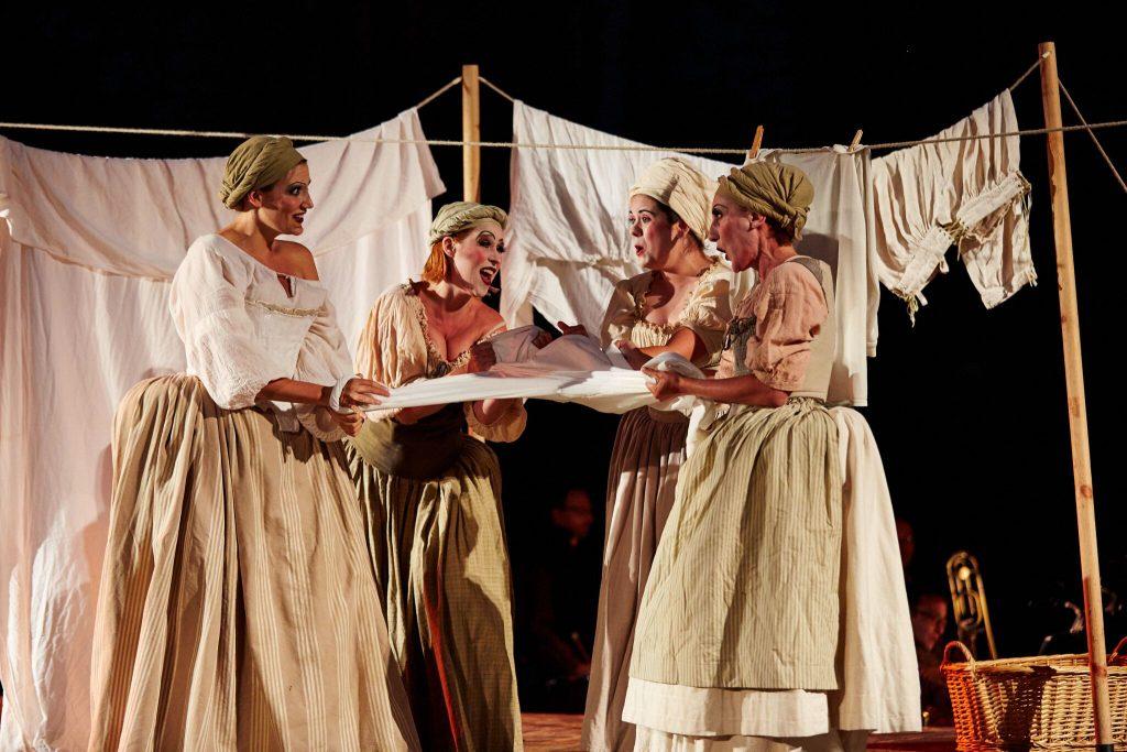 Falstaff, opéra de Verdi de 1893, était présenté au festival de Saint-Céré en 2015.
