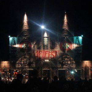 hellfest bannière