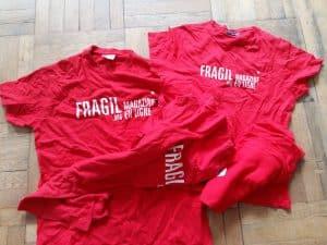 TShirts Fragil