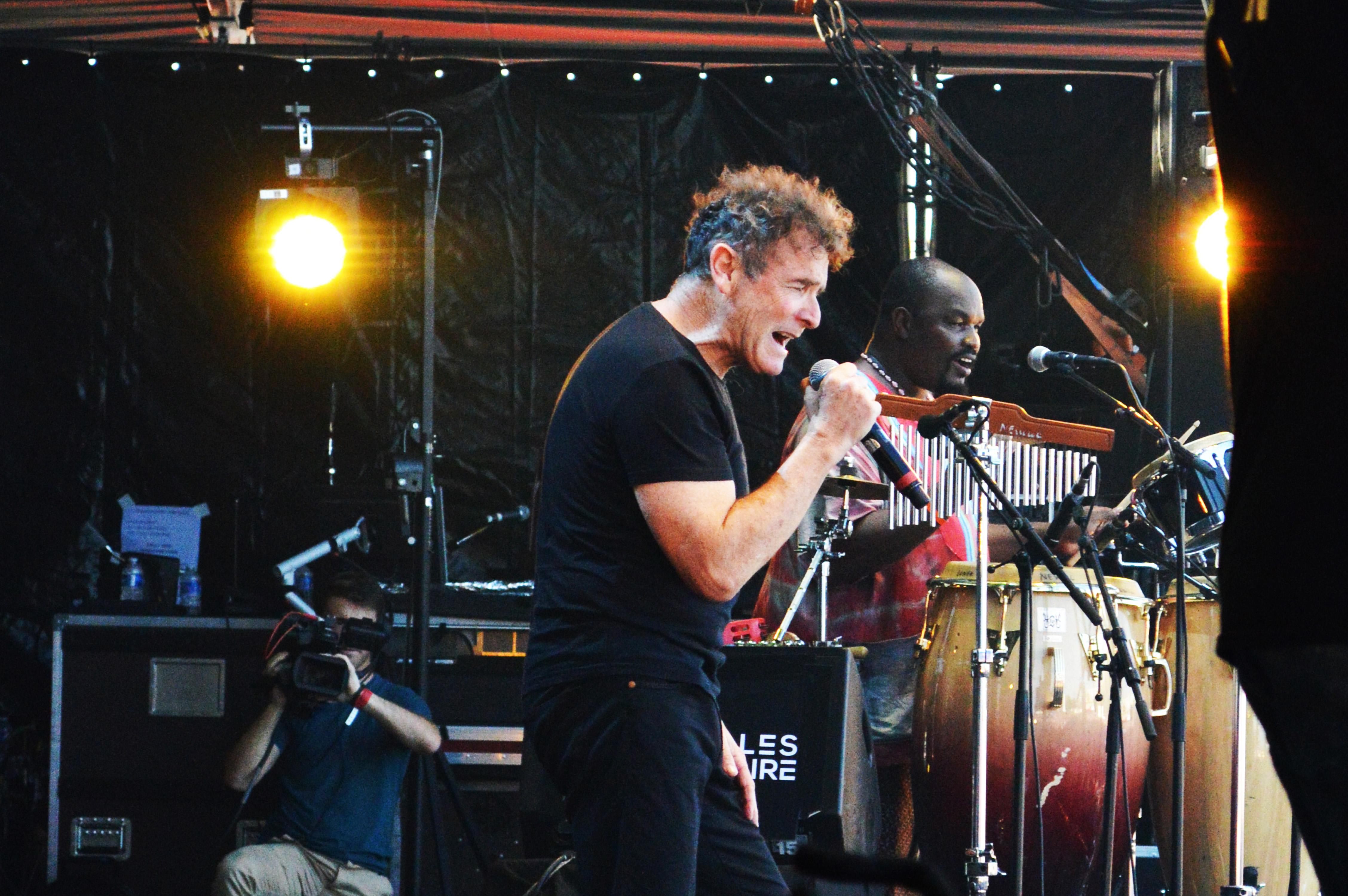 Johnny Clegg - Photo Sarah Cross / Fragil