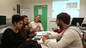 Expressions et médias : les ateliers journalistiques de Fragil à la fac