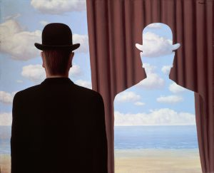 René Magritte, Décalcomanie, 1966, © Photothèque R. Magritte / Banque d'Images, Adagp, Paris, 2016