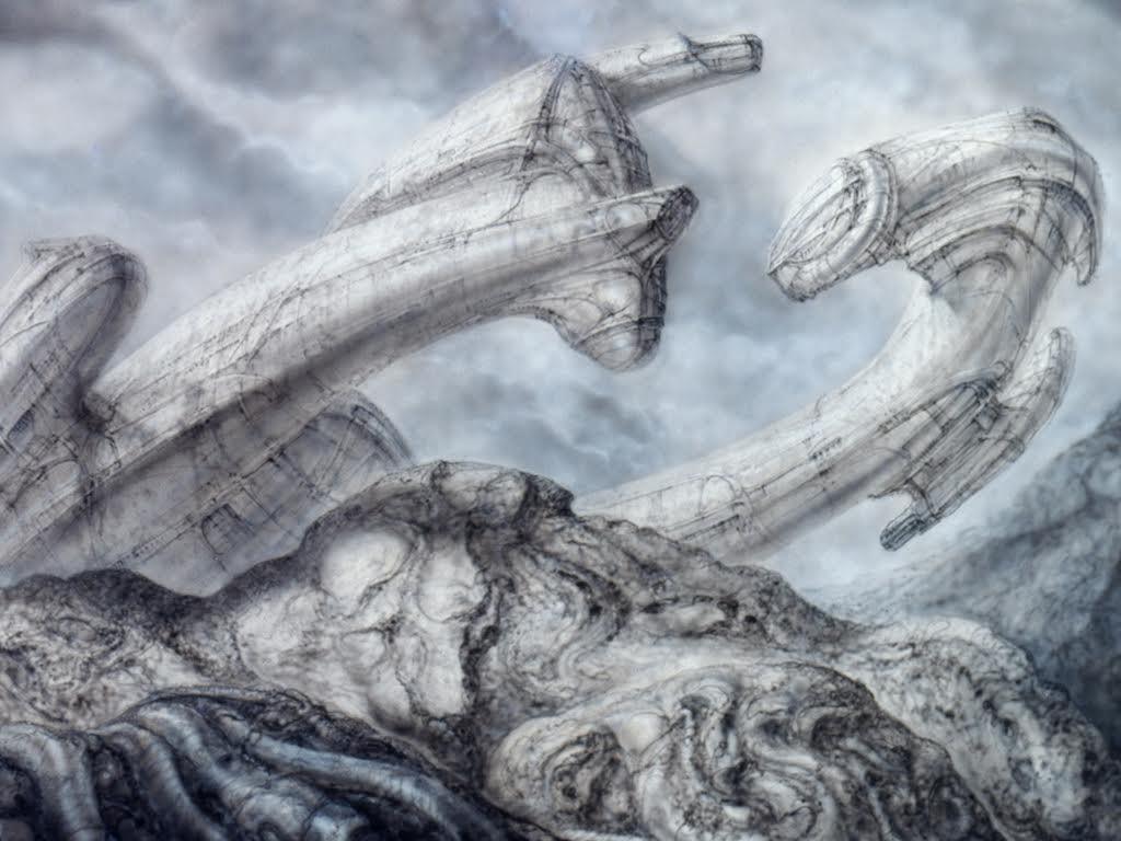 H.R. Giger est le créateur du monstre d'Alien