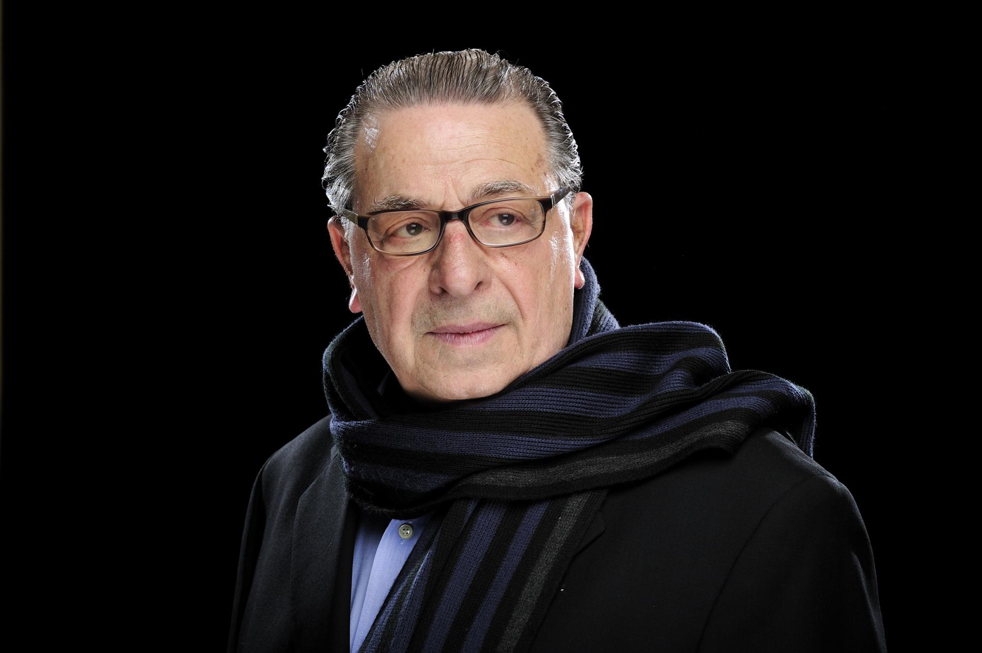 L'homme de théâtre Jorge Lavelli.