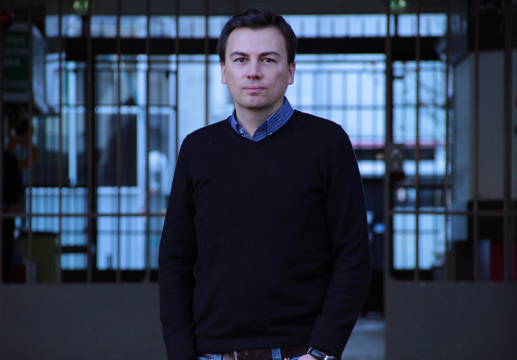 Florian Le Teuff, membre fondateur et président de l'association À la nantaise