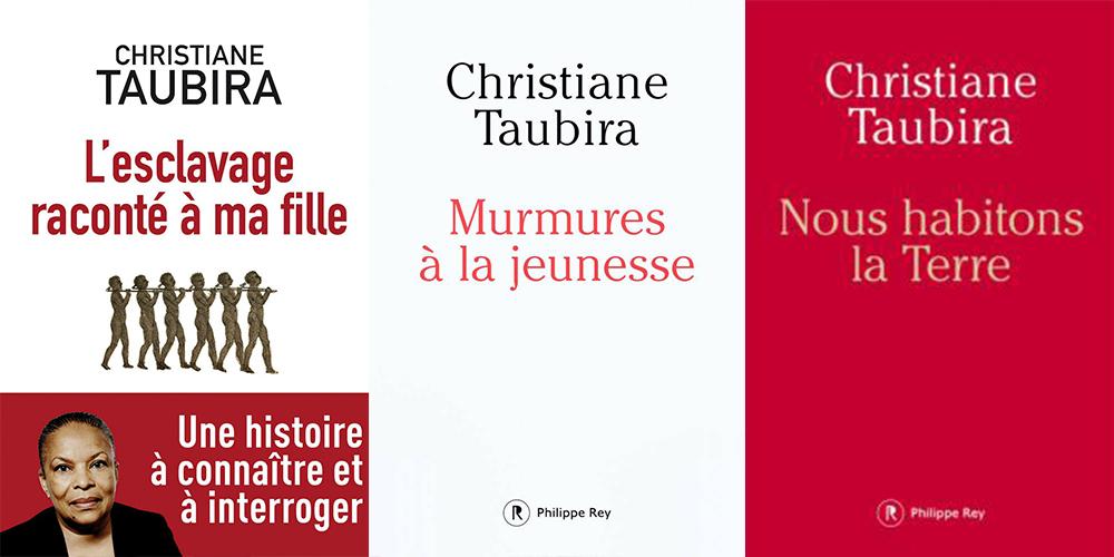 livres taubira