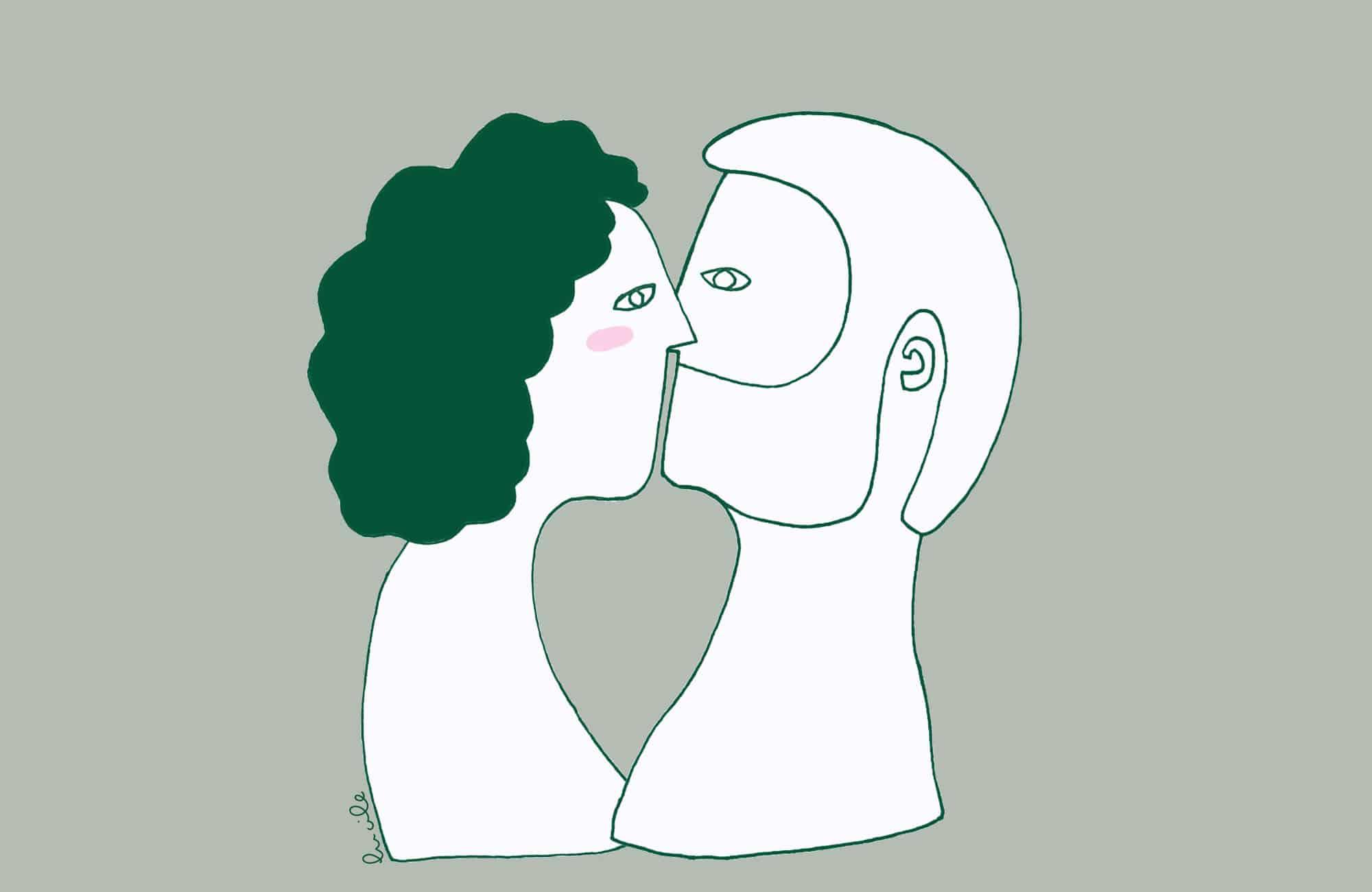 Dessin-couple